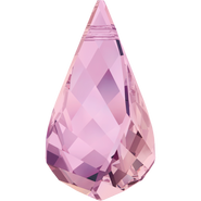 Swarovski Pendant 6020 - 30mm, Crystal Lilac Shadow (001 LISH), 12pcs