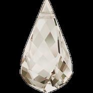 Swarovski Pendant 6020 - 30mm, Crystal Silver Shade (001 SSHA), 12pcs