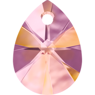 Swarovski Pendant 6128 - 10mm, Crystal Astral Pink (001 API), 144pcs