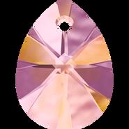 Swarovski Pendant 6128 - 8mm, Crystal Astral Pink (001 API), 144pcs