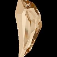 Swarovski Pendant 6150 - 50mm, Crystal Golden Shadow (001 GSHA), 9pcs