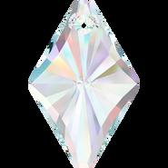 Swarovski Pendant 6320 - 27mm, Crystal Aurore Boreale (001 AB), 24pcs