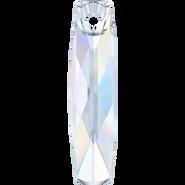 Swarovski Pendant 6460 - 20mm, Crystal Aurore Boreale (001 AB), 72pcs