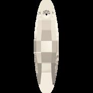 Swarovski Pendant 6470 - 32mm, Crystal Silver Shade (001 SSHA), 36pcs