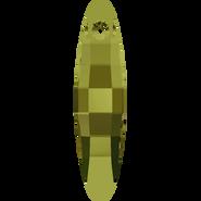 Swarovski Pendant 6470 - 32mm, Olivine (228), 36pcs