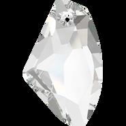 Swarovski Pendant 6656 - 39mm, Crystal (001), 6pcs