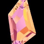 Swarovski Pendant 6670 - 18mm, Crystal Astral Pink (001 API), 72pcs