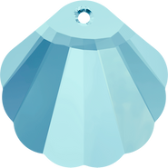 Swarovski Pendant 6723 - 16mm, Aquamarine (202), 96pcs