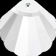 Swarovski Pendant 6723 - 28mm, Crystal (001), 18pcs