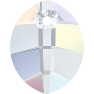Swarovski Pendant 6734 - 14mm, Crystal Aurore Boreale (001 AB), 108pcs