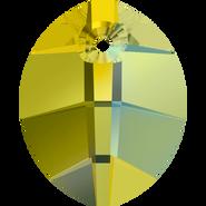 Swarovski Pendant 6734 - 14mm, Crystal Iridescent Green (001 IRIG), 108pcs