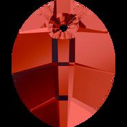Swarovski Pendant 6734 - 14mm, Crystal Red Magma (001 REDM), 108pcs