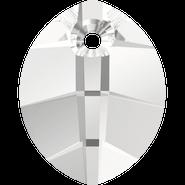 Swarovski Pendant 6734 - 23mm, Crystal (001), 30pcs