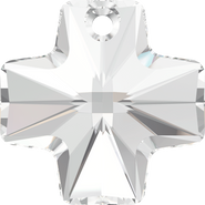 Swarovski Pendant 6866 - 20mm, Crystal (001), 72pcs
