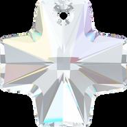 Swarovski Pendant 6866 - 20mm, Crystal Aurore Boreale (001 AB), 72pcs