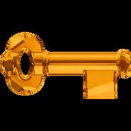 Swarovski Pendant 6919 - 30mm, Crystal Copper (001 COP), 36pcs