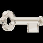 Swarovski Pendant 6919 - 50mm, Crystal Silver Shade (001 SSHA), 6pcs
