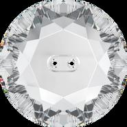 Swarovski 3014# - 30mm Crystal, M, 12pcs, (8-11) Unfoiled