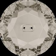 Swarovski 3014# - 30mm Crystal, SATIN, M, 12pcs, (8-11) Unfoiled