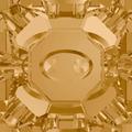 Swarovski 3017# - 16mm Light Colorado Topaz, M, 24pcs, (8-6) Unfoiled