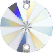 Swarovski 3200# - 12mm Crystal, TABAC, F, 72pcs, (18-11) Foiled