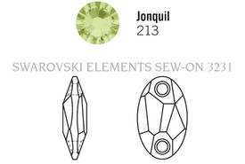 Swarovski 3231# - 23x14mm Jonquil, 36pcs, (19-4) Unfoiled