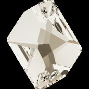 Swarovski 3265# - 26X21mm Crystal, SSHA, F, 20pcs, (19-2) Foiled