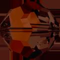 Swarovski 5000# - 10mm Mocca, 144pcs, (8-10)