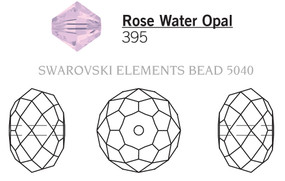Swarovski 5040# - 8mm Rose Water Opal, 288pcs, (11-4)