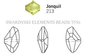 Swarovski 5556# - 11X19mm Jonquil, 96pcs, (17-11)