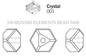 Swarovski 5600# - 8mm Crystal, 144pcs, (17-8)