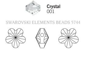 Swarovski 5744# - 10mm Crystal, 288pcs, (17-5)
