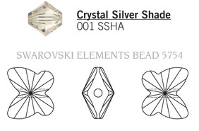 Swarovski 5754# - 5mm Crystal, SSHA, 720pcs, (17-4)