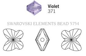 Swarovski 5754# - 5mm Violet, 720pcs, (17-4)