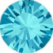 Swarovski Round Stone 1028 - pp7, Aquamarine (202) Foiled, 1440pcs