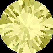 Swarovski Round Stone 1028 - pp8, Jonquil (213) Foiled, 1440pcs