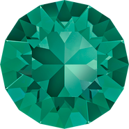 Swarovski Round Stone 1088 - pp27, Emerald (205) Foiled, 1440pcs