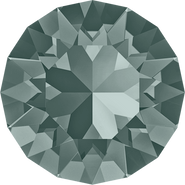 Swarovski Round Stone 1088 - ss45, Black Diamond (215) Foiled, 144pcs