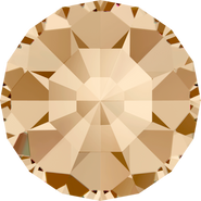 Swarovski Round Stone 1100 - pp1, Crystal Golden Shadow (001 GSHA) Foiled, 1440pcs