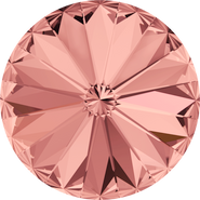 Swarovski Round Stone 1122 - 12mm, Blush Rose (257) Foiled, 144pcs