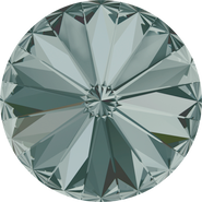 Swarovski Round Stone 1122 - 18mm, Black Diamond (215) Foiled, 72pcs