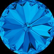 Swarovski Round Stone 1122 - 18mm, Sapphire (206) Foiled, 72pcs