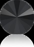 Swarovski Round Stone 1122 - ss29, Jet (280) Unfoiled, 720pcs