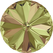 Swarovski Round Stone 1122 - ss39, Crystal Luminous Green (001 LUMG) Foiled, 144pcs