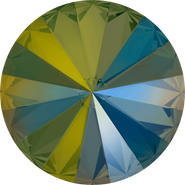 Swarovski Round Stone 1122 - ss47, Crystal Iridescent Green (001 IRIG) Foiled, 288pcs