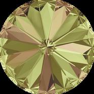 Swarovski Round Stone 1122 - ss47, Crystal Luminous Green (001 LUMG) Foiled, 288pcs