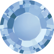 Swarovski Round Stone 1128 - ss29, Light Sapphire (211) Unfoiled, 360pcs