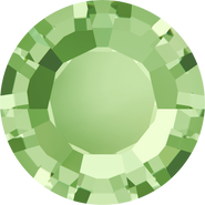 Swarovski Round Stone 1128 - ss29, Peridot (214) Unfoiled, 360pcs