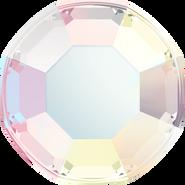 Swarovski Flatback 2000 - ss3, Crystal Aurore Boreale (001 AB) Foiled, No Hotfix, 1440pcs