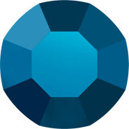 Swarovski Flatback 2000 - ss3, Crystal Metallic Blue (001 METBL) Foiled, No Hotfix, 1440pcs